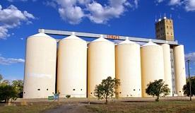 GMB grain silos